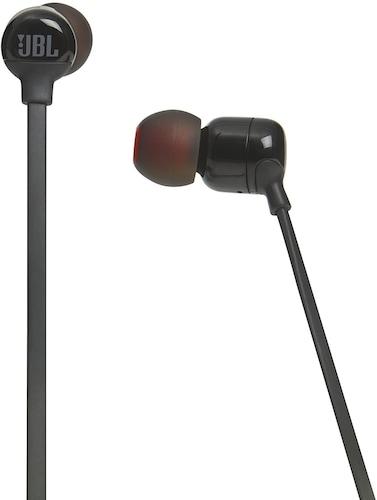 ▼カナル型イヤホン 遮音性が高く、音楽に集中しやすい