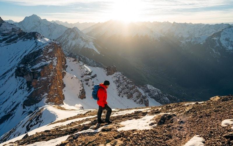 防寒性・防滑性|冬の登山にはマストな機能性