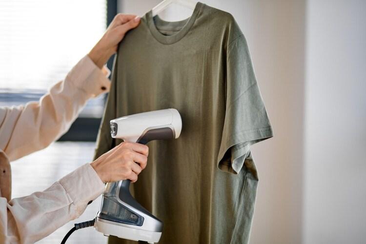衣類スチーマーのメリットとデメリット