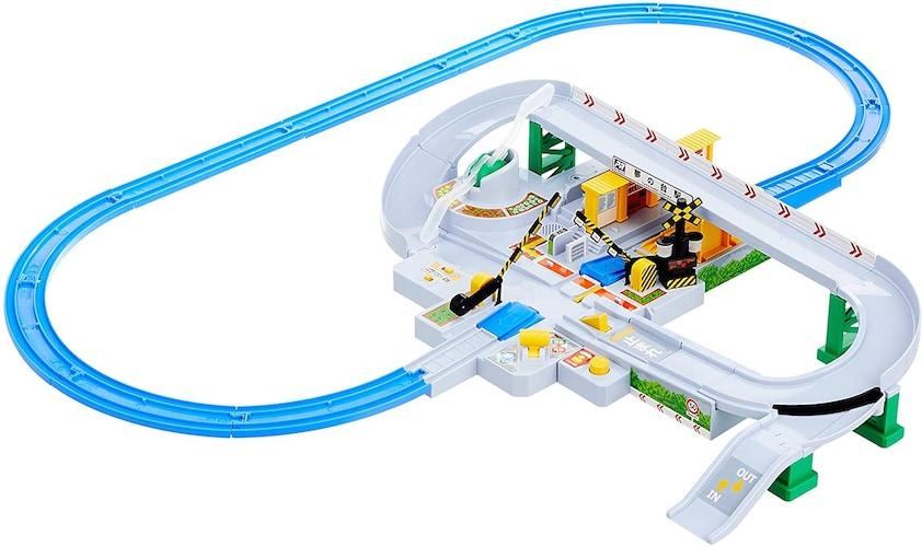 トミカ対応|車と電車の両方が好きな子にぴったり!