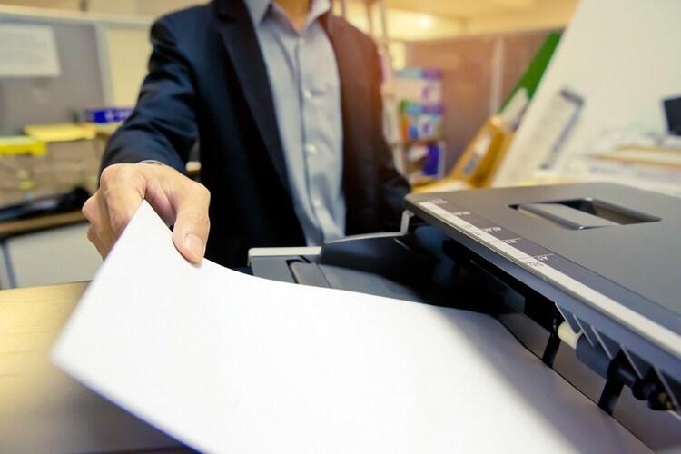 印刷方法|インクジェットかレーザーか、プリンター対応のものを