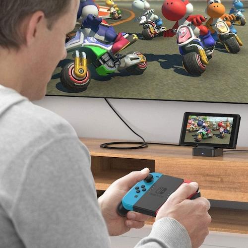 Nintendo Switchのドックとは?