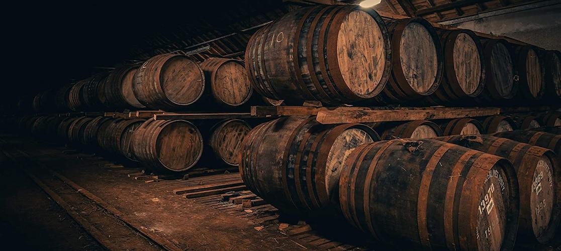 ▼シェリー樽:濃厚な香りのウイスキーが好きな方にぴったり