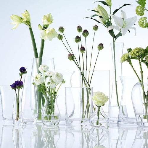 サイズ 口径や高さが花に合うかも大切