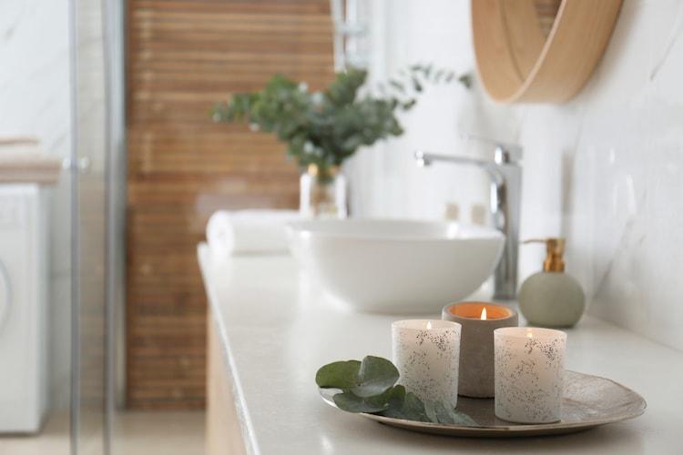 ▼ミツロウ:お部屋や浴室使いにおすすめ