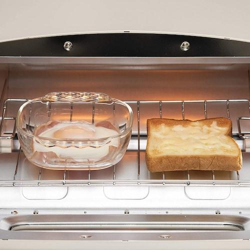 オーブントースター使用なら小さめを