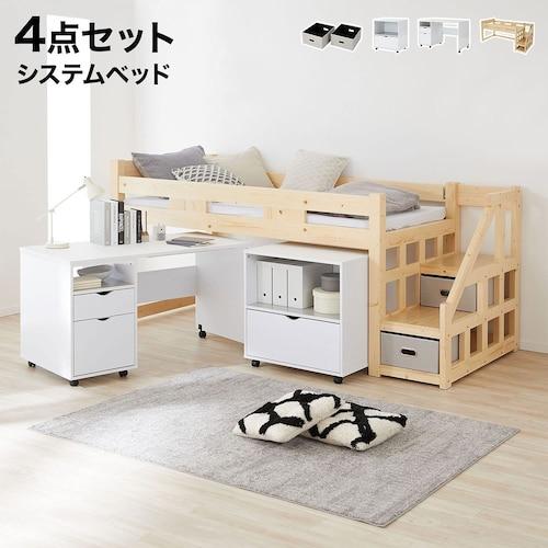 ベッドセット|低価格で必要な家具をそろえやすい