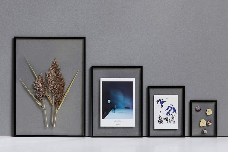 フレーム素材|部屋の雰囲気に合わせる