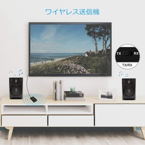 ▼テレビ用は複数の機器に接続できるのがおすすめ