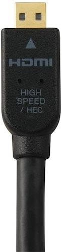 ▼HDMI micro(タイプD)