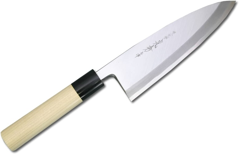 【鋼(ハガネ)】切れ味が鋭く食材をカットしやすい
