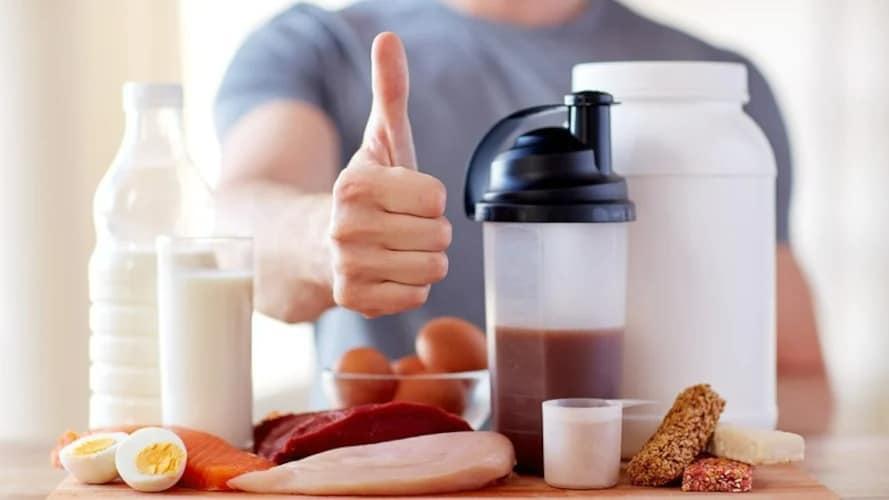 ・プロテインは効率の良い栄養の摂取が可能