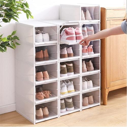 サイズ 収納する靴の「長さ」「幅」「高さ」をチェック