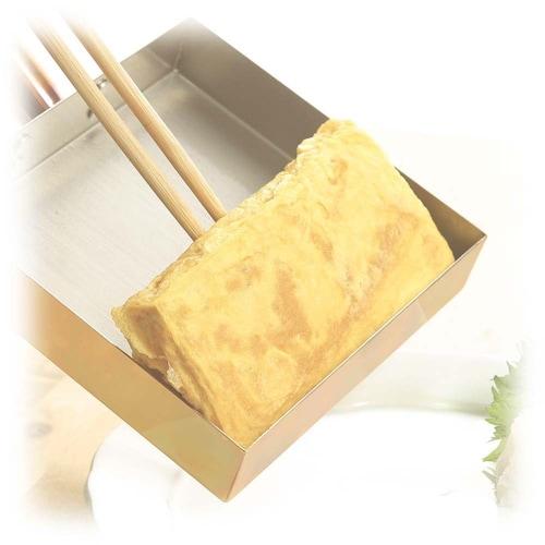 熱伝導性|焼きむらなく作れるのは銅