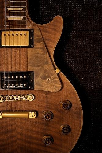 ギターの木材