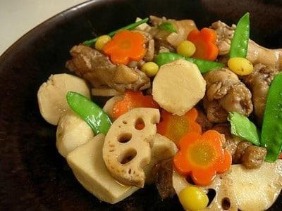 おせち料理の煮物の簡単レシピ