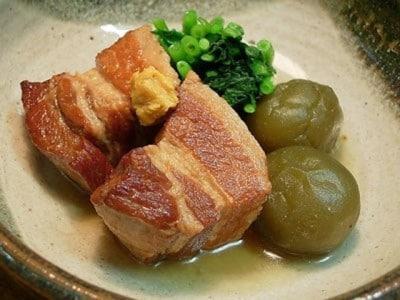 梅酒でつくる豚の角煮レシピ……おつまみにもぴったり!
