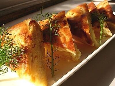 アップルケーキの簡単レシピ