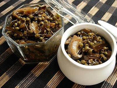 実山椒の佃煮