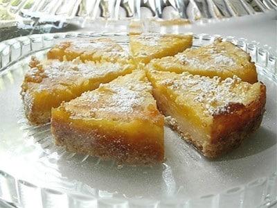 簡単ハニーレモンケーキのレシピ……さわやかな味わい!