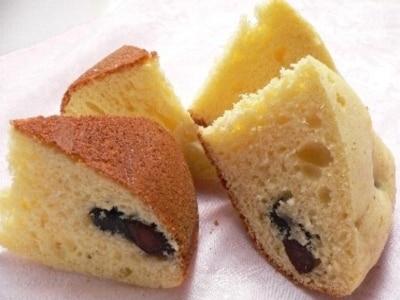 【炊飯器レシピ】 和風味の煮豆ケーキ