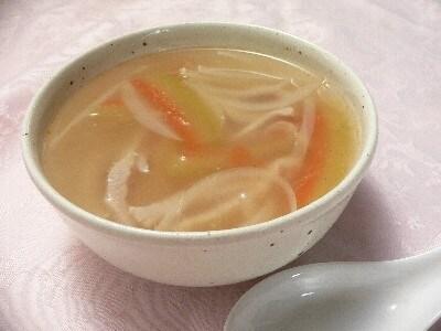 すこぶる美味!スイカの皮のスープの作り方