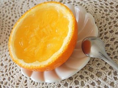 甘夏のゼリーの作り方!粉ゼラチンで作るフレッシュゼリーのレシピ
