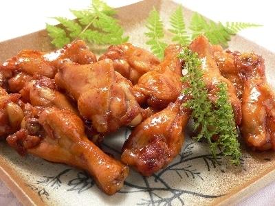 和洋折衷だからおいしい 簡単!鶏の甘辛煮