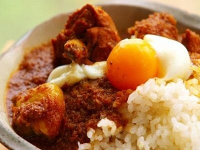 本格チキンカレーレシピ