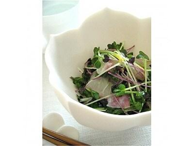 スピード&簡単おせち 昆布〆風サラダ