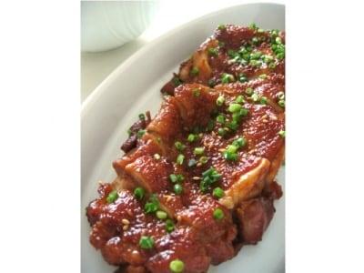 鶏の照り焼き(テリヤキチキン)レシピ