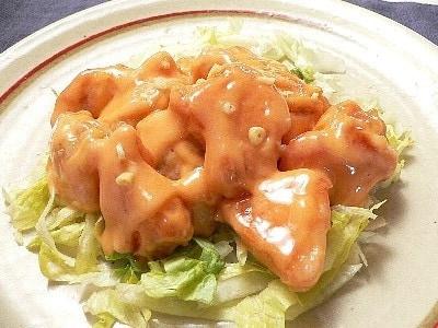 とりマヨのレシピ!人気おかず「エビマヨ」鶏肉版の簡単な作り方