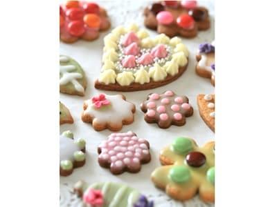 アイシングバタークッキーの作り方・レシピ