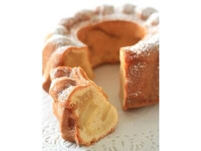 簡単お菓子レシピ アップル・バターケーキ