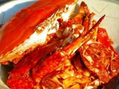 ワタリガニのトマトクリームパスタのレシピ!おうちでイタリアン