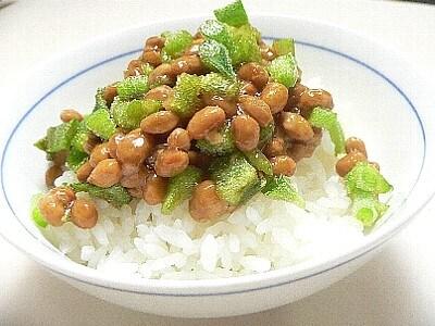 話題の新野菜を食べる!プッチーナ納豆ご飯