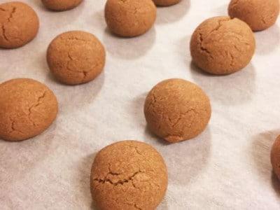 きな粉ボールクッキーの作り方! 材料4つで簡単