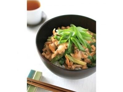 15分レシピ 深川めし風簡単あさり丼