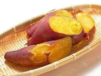 ふかし芋の作り方・レシピ……簡単に甘いさつまいもにする方法は塩!