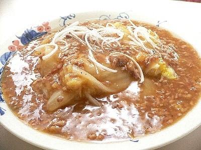 白菜のあんかけの炊飯器レシピ