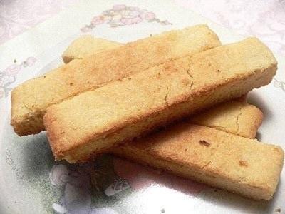 オーブントースターでクッキーを作る! ショートブレッドのレシピ