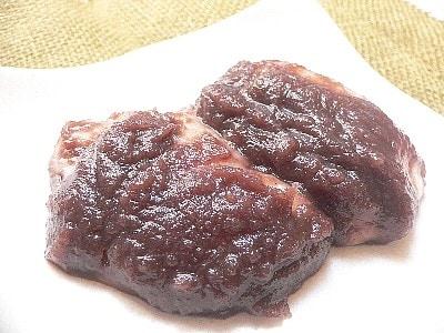 (山形 庄内の食文化) お盆の水餅の作り方