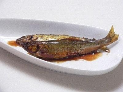 鮎の煮付けの作り方!美味しい魚料理の簡単レシピ