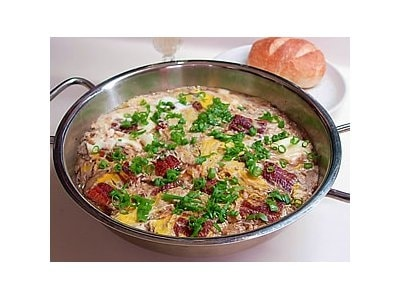 土用の丑の日レシピ フレンチ風ウナギの柳川鍋