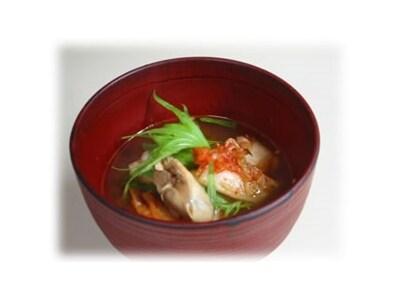 新レシピ韓流・キムチ雑煮