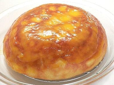 りんご入りヨーグルトケーキ