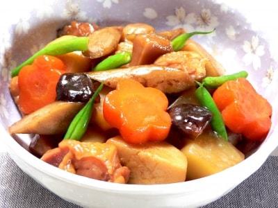 おせちの定番煮物レシピ!おいしい筑前煮の作り方