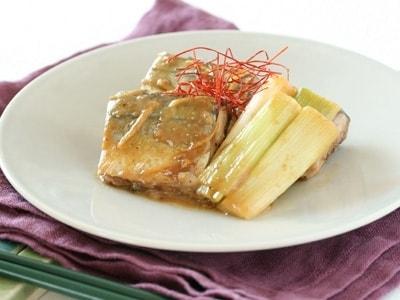 簡単さんまレシピ 秋刀魚の味噌煮