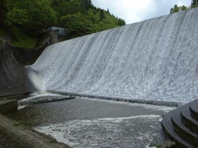 白水溜池堰堤(1)