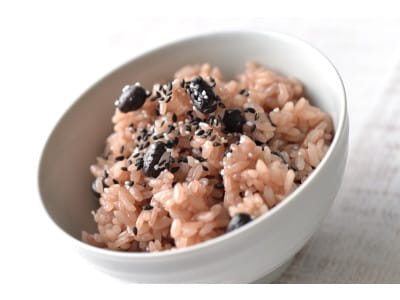 圧力鍋でお赤飯! もちもちでおいしいレシピ・作り方